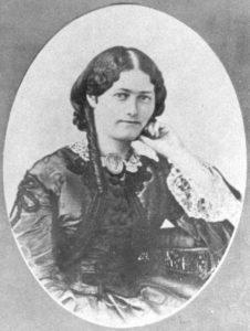 Portrait de Clémence Royer