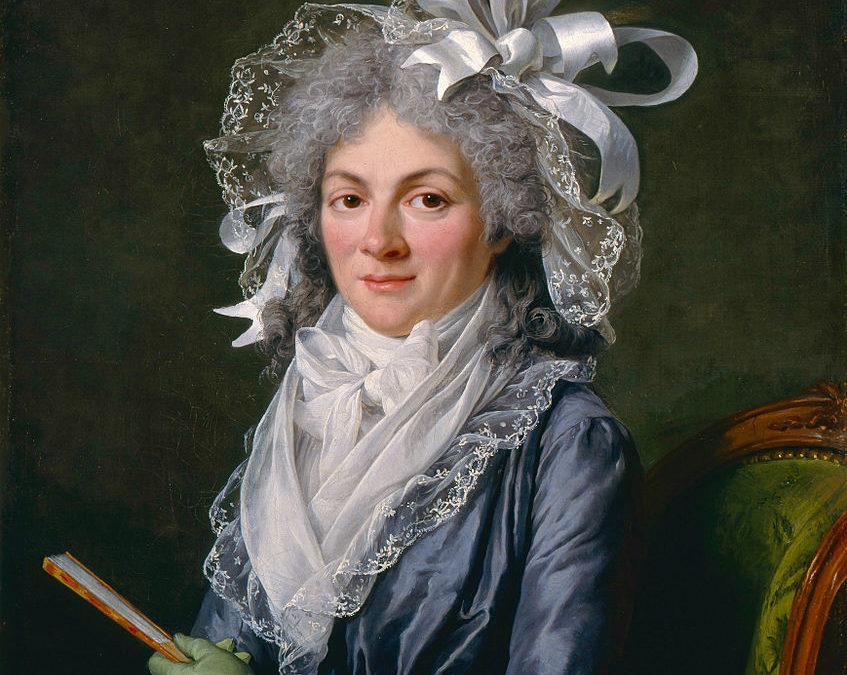 Portrait de Félicité de Genlis : autrice et préceptrice royale