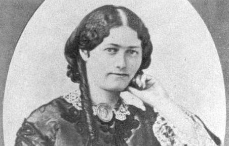 Portrait de Clémence Royer, philosophe et scientifique