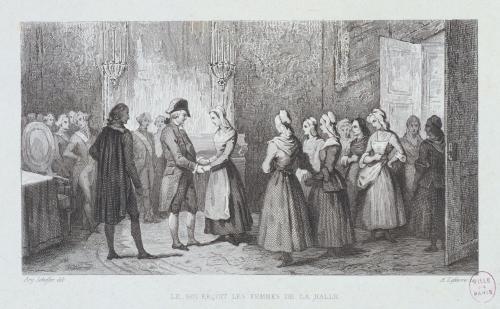 Les femmes à la Révolution