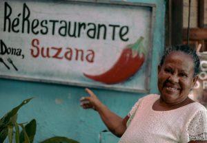Dona Suzana, Chef's Table « street food »