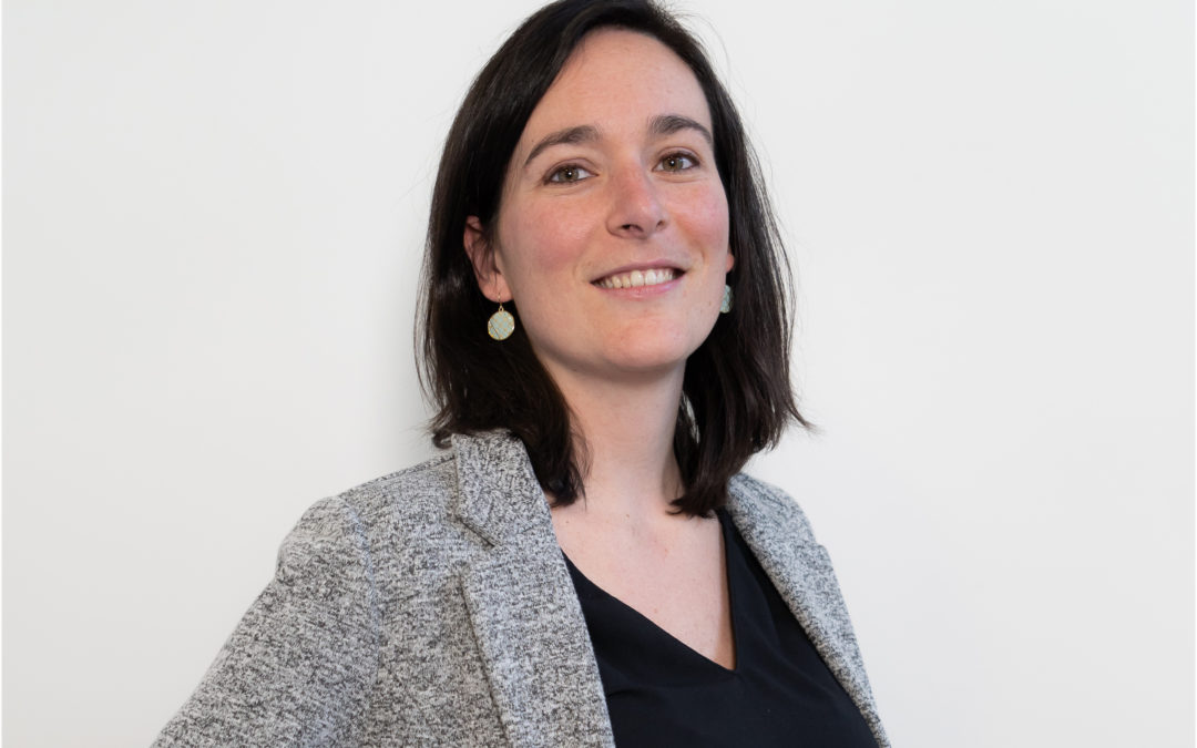Marie Jacquot-Vivier, DRH de Meritis