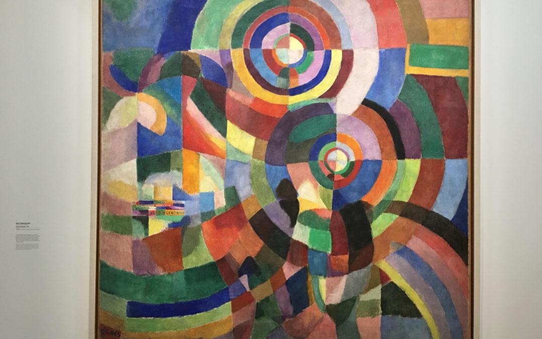 Sonia Delauay, Elles font l'abstraction