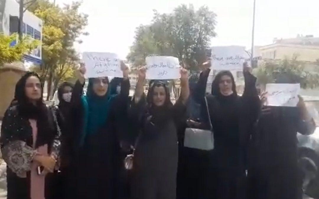 Quand les femmes afghanes étaient libres…